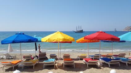 Keykubat Strand in Alanya