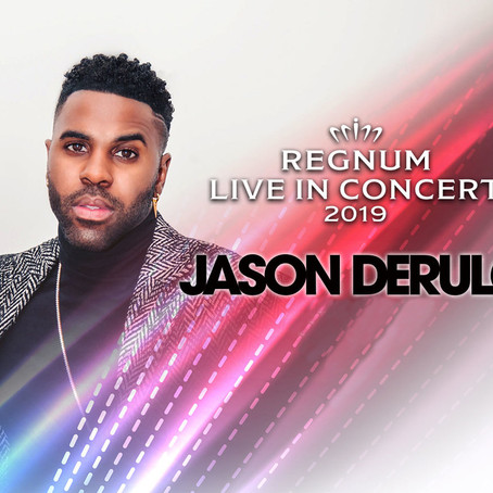 JASON DERULO | Live on Stage
