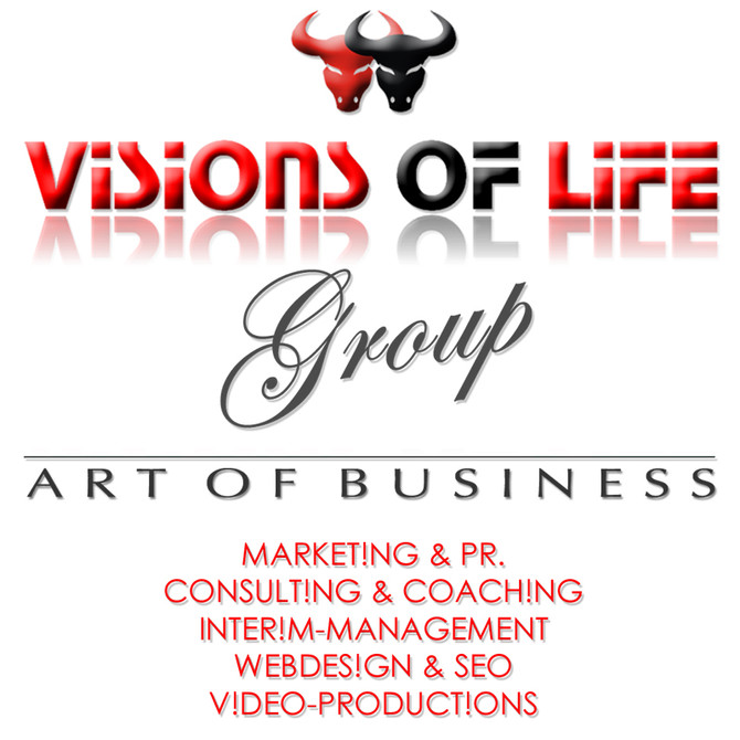 MANN verändert sich: Aus VISIONS OF LIFE marketing & pr wird VISIONS OF LIFE Group.
