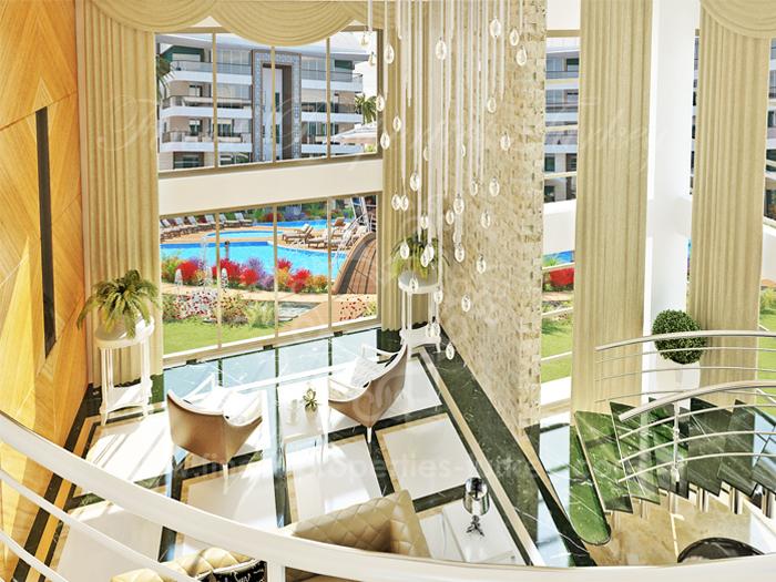 Queens Garden Duplex Antalya