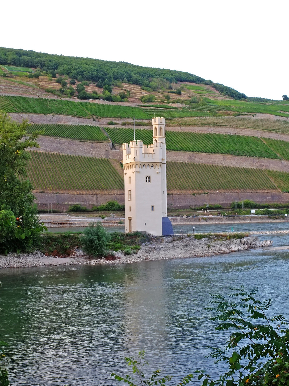 HOLIDAY OKAY | Mäuseturm Bingen am Rhein