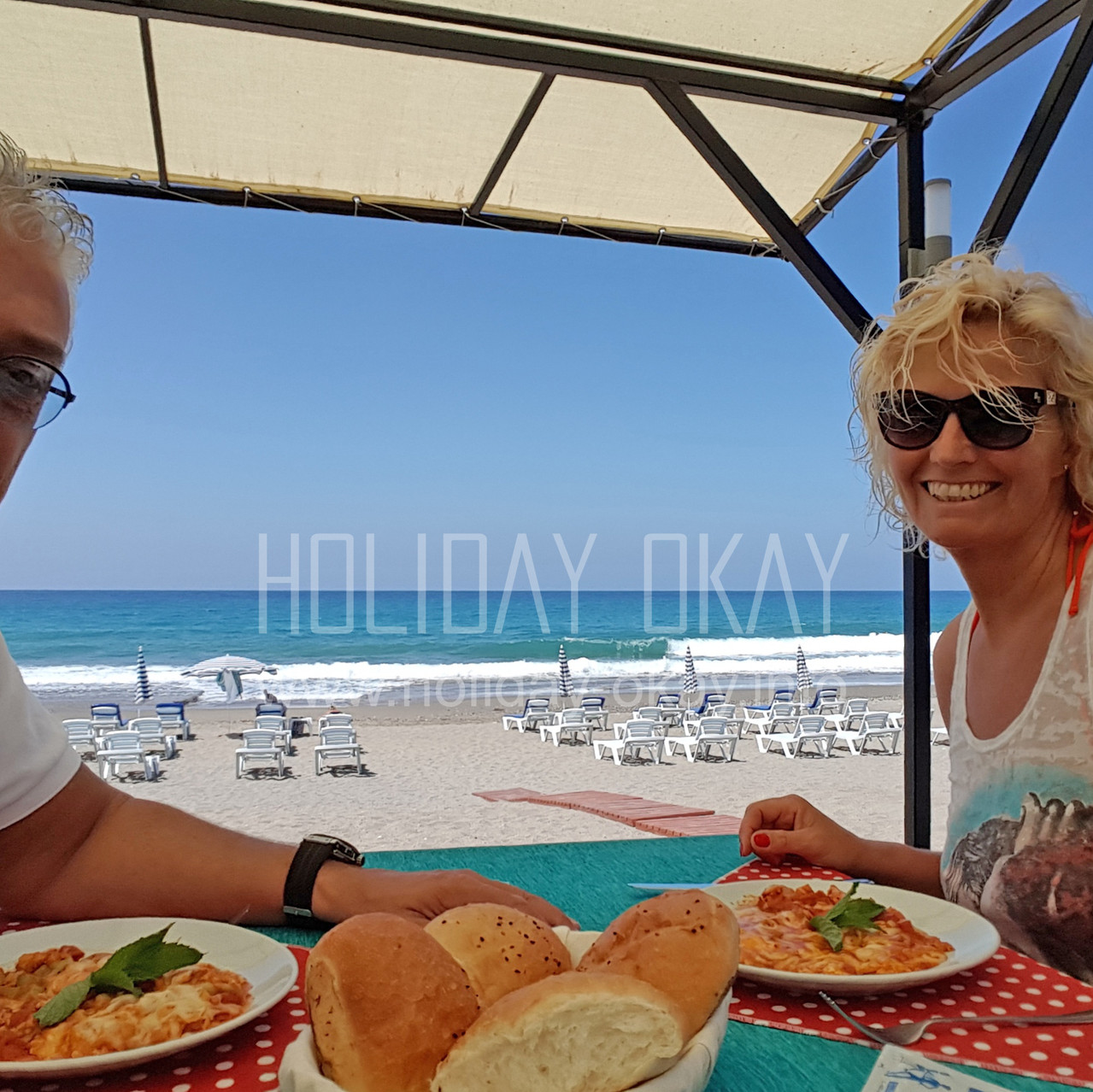 HOLIDAY OKAY TURKEY | BEACH GARDEN