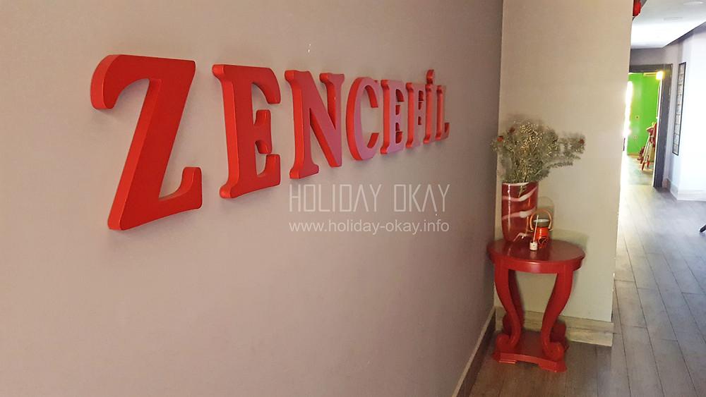HOLIDAY OKAY | ZENCEFIL CAFE ALANYA