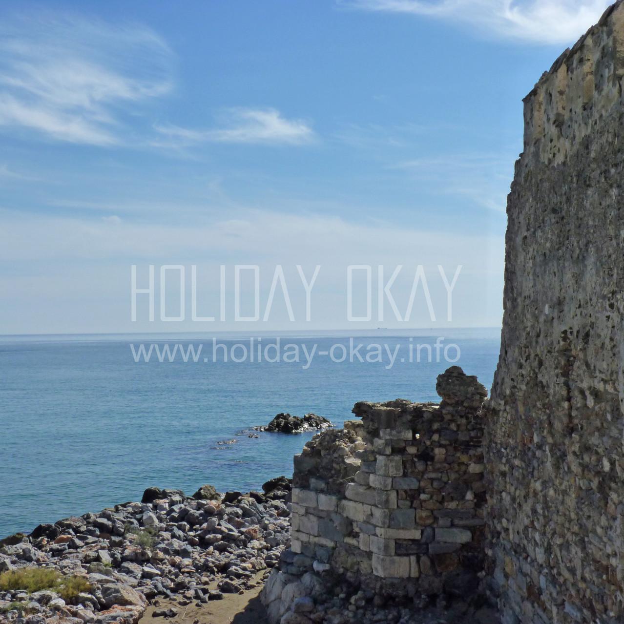 HOLIDAT OKAY | Mamure Kalesi Anamur