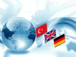 +++ Web sitenizin Almanca veya İngilizce lisan kontrolü, profesyonel şekilde tercüme edilmesi ve gün