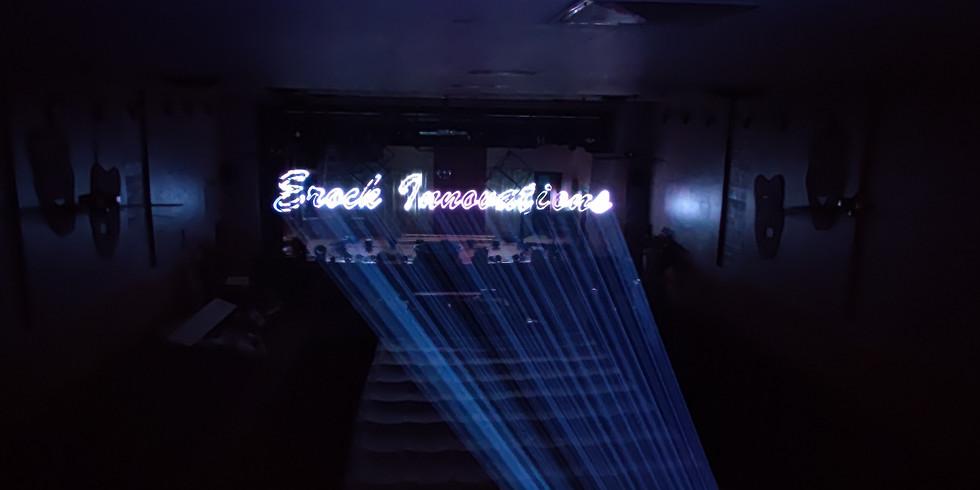 Erock Innovations presents Epic Dragon Laser Light Spectacular 2021