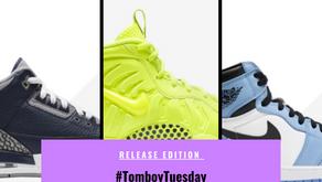 #TomboyTuesday