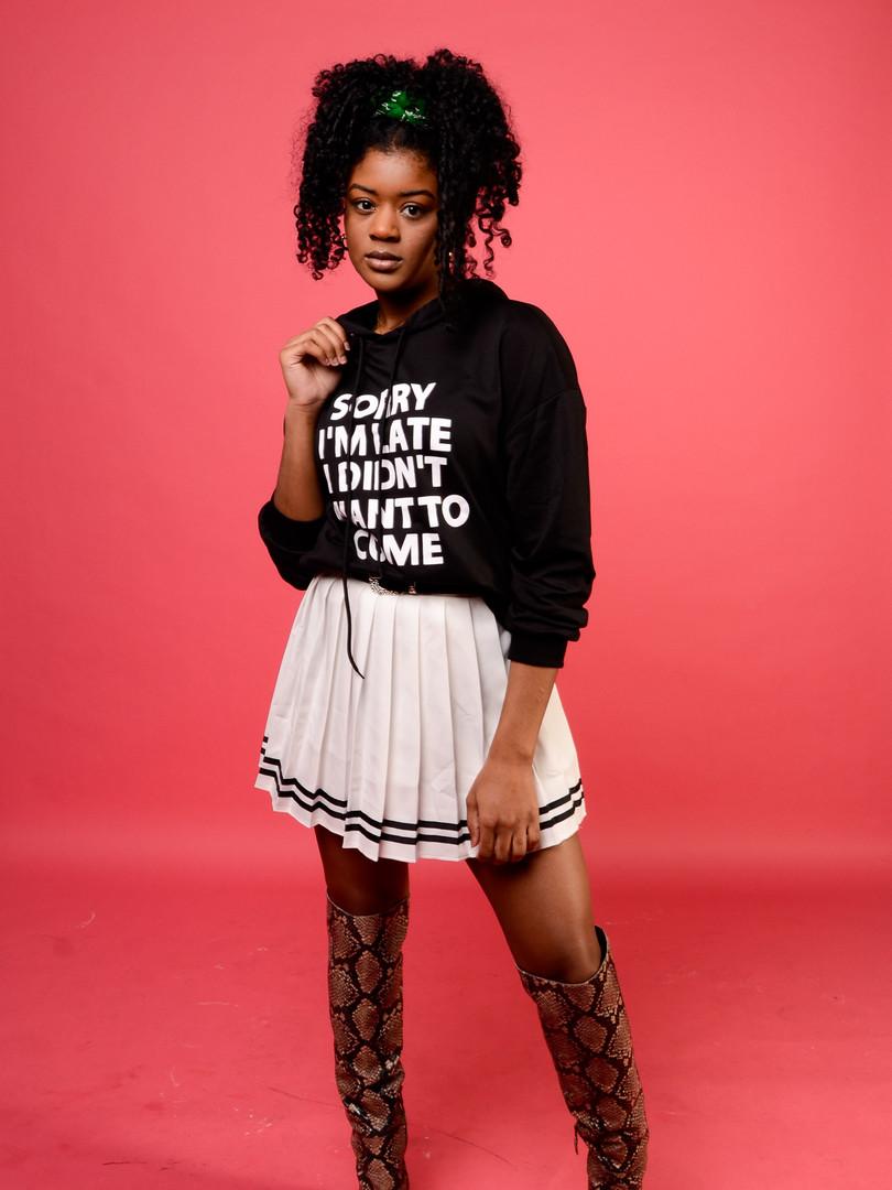 mimiB. Skater Skirt