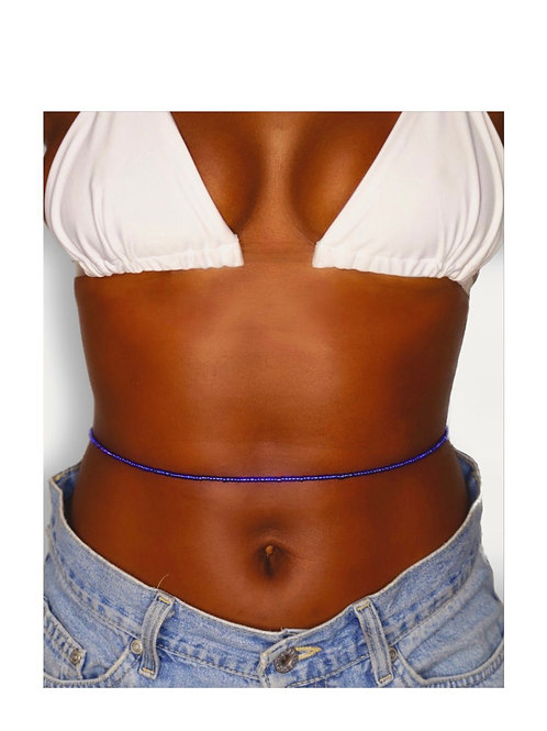 BODIED waistbeads  by excusemyskincare