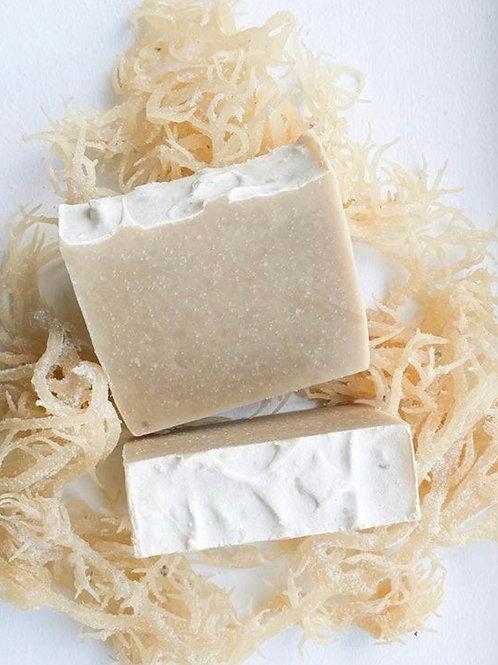 BABA Seamoss and Baobob  Vegan FACE AND BODY Bar soap