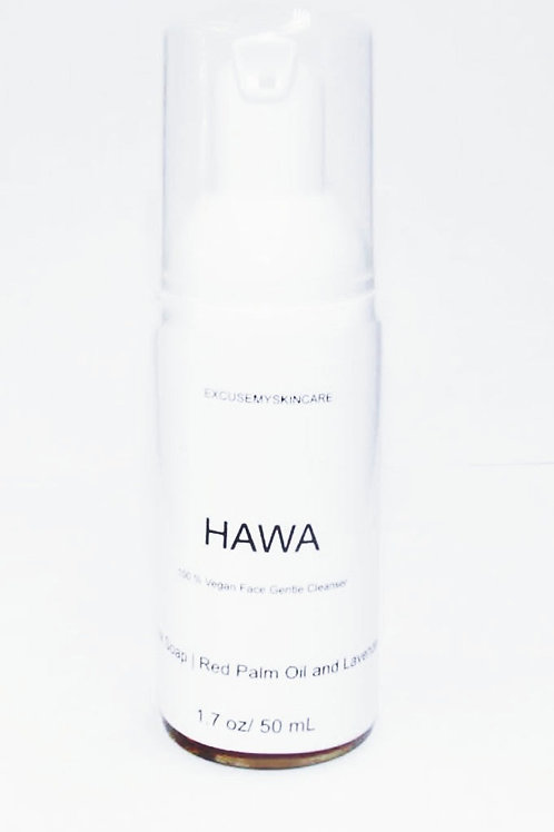HAWA Face Gentle Cleanser