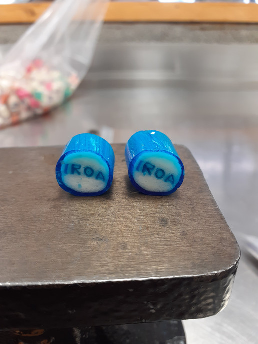 caramelo personalizado IROA