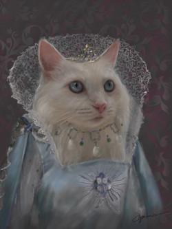 queen kitty