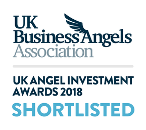 We've been shortlisted for the UKBAA Angel Investment Awards!