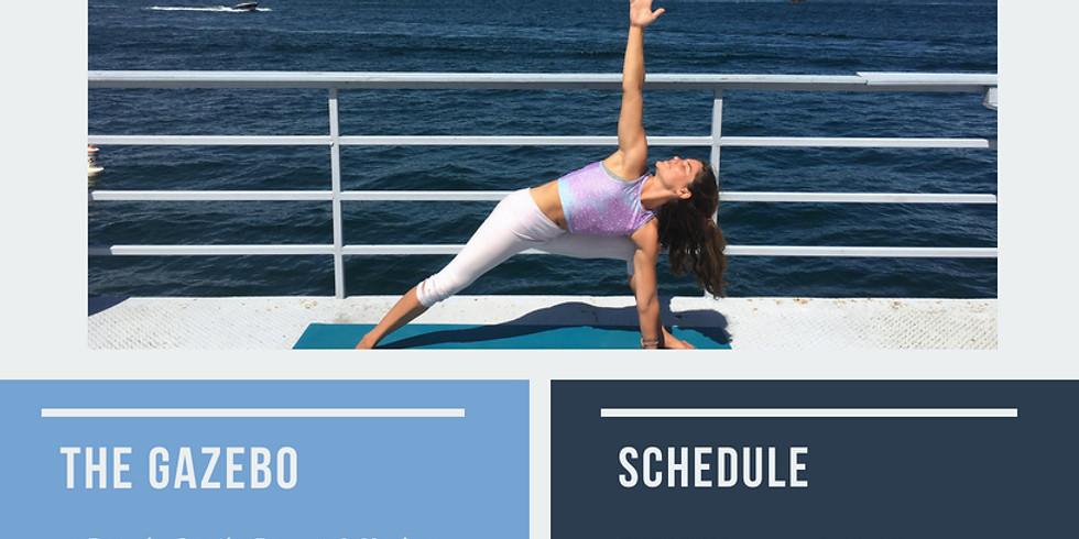 Outdoor Yoga in Alexandria Bay!