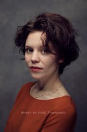 Actress Frieda Barnhard