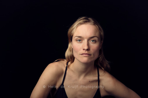 Model & Actress Nienke van Hofslot