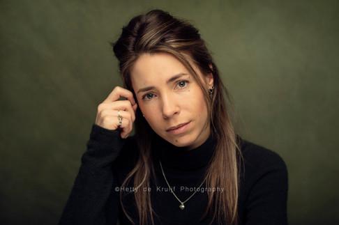 Actress Kiki van Deursen