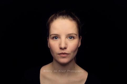 Actress Amy van der Weerden