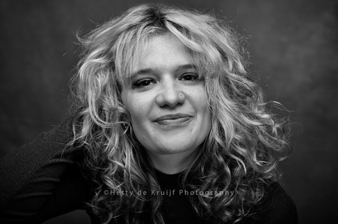 Actress Marieke Giebels
