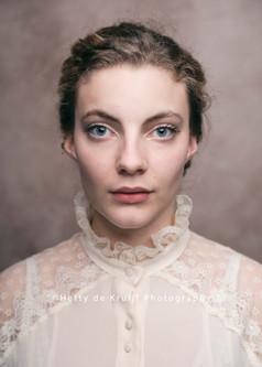 Actress Juliëtte van Leeuwen