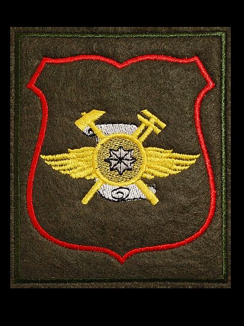 Шеврон топографических войск (вышитый)