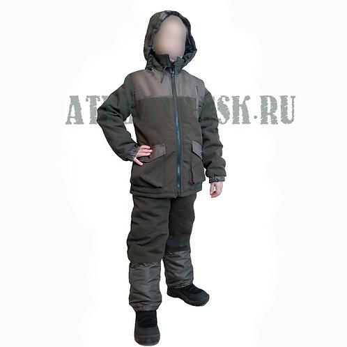 """Детский костюм """"Подгорка"""" на флисе"""