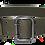 Thumbnail: Ремень поясной нового образца 18 отверстий с пряжкой