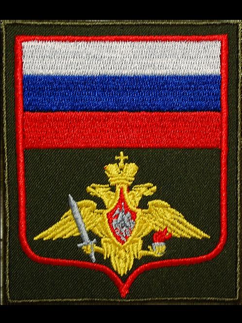 Шеврон сухопутных войск общевойсковой (вышитый)