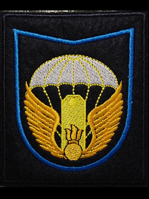 Нарукавный шеврон ВВС РФ (вышитый)