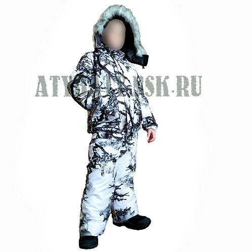 Детский костюм Зимний лес 54007