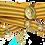 Thumbnail: Пояс парадный для военнослужащих с пассовыми ремнями тип И