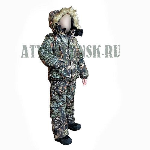 Детский зимний костюм Лес 54008