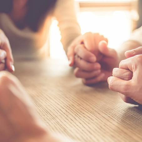 Prayer Team Ministry