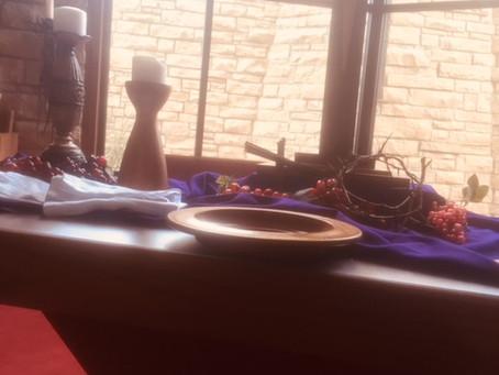Lenten Spiritual Practice: Giving Alms