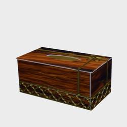 tissue Box Wooden