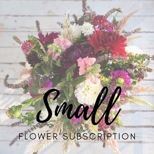 Flower Subscription - Small