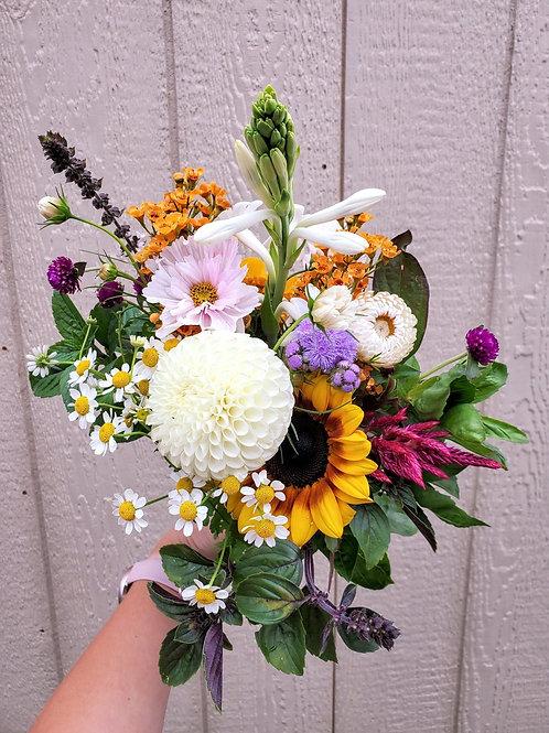 Mixed Autumn Bouquet