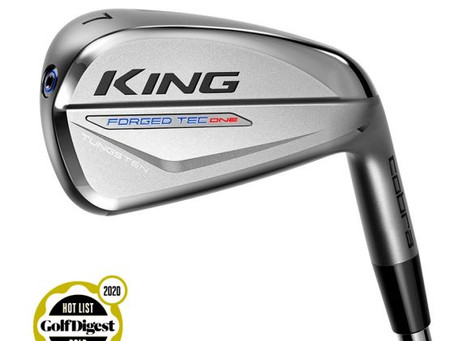 KING FORGED TEC ONE IRONS