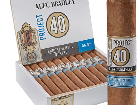 ALEC BRADLEY PROJECT 40