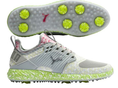 PUMA IGNITE PWRADAPT CAGED TOURNAMENT GOLF SHOES