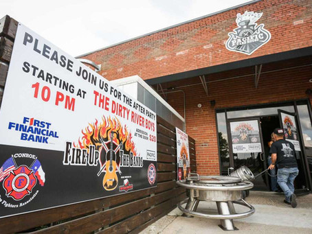 FIRE UP THE BANDS HEATS UP IN DOWNTOWN CONROE