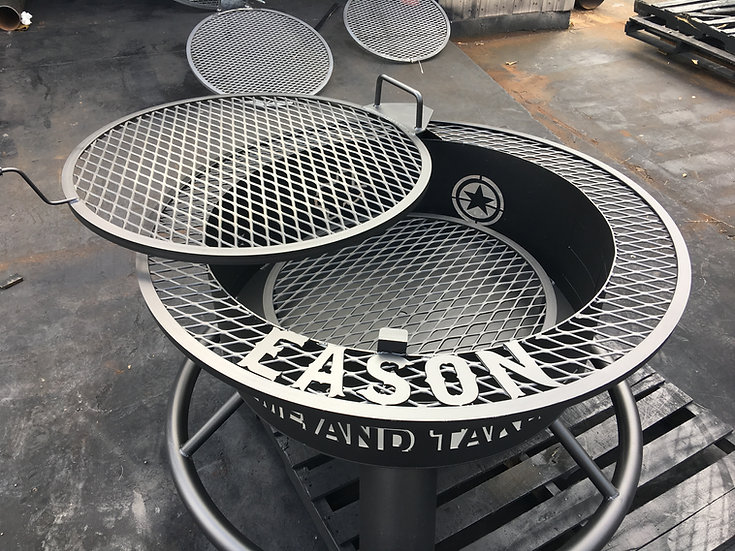 CARBON STEEL CHARCOAL GRATE