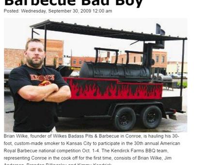 BARBECUE BAD BOY