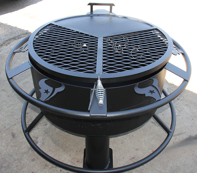 CARBON STEEL TRIFECTA GRILL