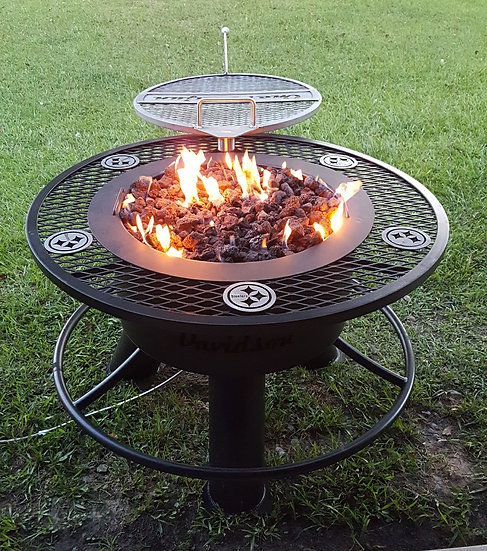 CARBON STEEL FIRE RING INSERT