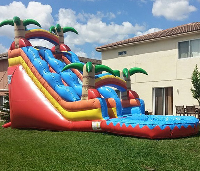 Inflatable Water Slide Rental San Jose: Just 4 Kids Bounce House & Party Rentals