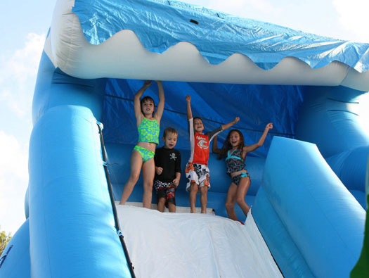 Water Slide Rentals Vero Beach