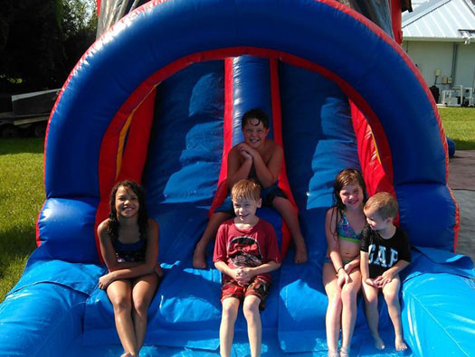 rent-water-slide-in-vero-beach