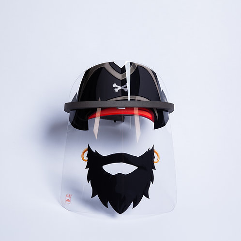 Pirate Beard Halloween Pal